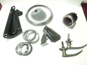Vintage 1948-51 Willys Jeepster Grab Bag/ Box/lot Of Misc. Various Parts. 2