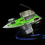 Mini Speed Bait Boat Carp Hull For Fishing Bait Remote Control Light Toy Finder
