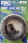 Drc Complete Clutch Kit - Cork Ck Plates Steels And Springs For 05-06 Yz450f