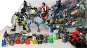 Lego Bionicle Collection - Figures, Sets - Huge Lot - Approx. 10 Lbs