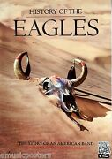 The Eagles History Of The Eagles Thailand Promo Poster- Glenn Frey, Don Henley