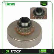 For 40,41,420 Chain Up To 10hp Centrifugal Go Kart Clutch 1 14 Tooth Heavy Duty