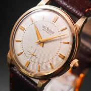 Jaeger-lecoultre Self-winding Antique Bumper Type Caliber P812 Installed