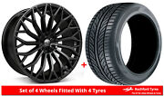 Alloy Wheels And Tyres 23 Hawke Zenith For Land Rover Range Rover Sport Ls 05-13