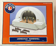 Lionel 6-14164 Lionelville Bandshell Mib/new From Estate