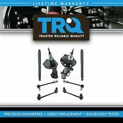 Trq 8pc Shock Strut And Sway Bar End Link Kit For Infinity Qx4 Nissan Pathfinder