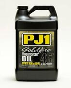 Pj1 Goldfire Synthetic Engine Oil 10w-40 1 Gallon