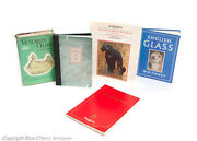 Collection Of Reference Books - Collecting Antique Glass Victorian Art Nouveau