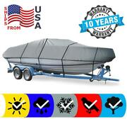 Boat Cover For Bayliner Capri 185 Bowrider 2001 2002 2003 2004 Mooring Towing
