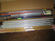 Vintage Hoyt Easton Archery Lot Shafts Tips Feather And More