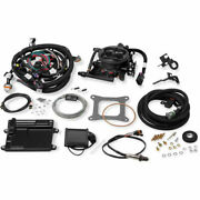 Holley 550-410 Terminator Efi Ls Throttle Body Injection System Gm Ls1/ls6