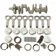 Eagle 12107060 Competition Rotating Assembly - 350 1pc Seal Stroke 3.750 Disp.