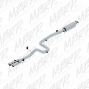 Mbrp S4202304 Performance Series Exhaust System 2014-16 Ford Fiesta 1.6l Ecoboos