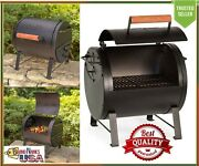 Char-griller E22424 Table Top Charcoal Grill And Side Fire Box - Top Quality