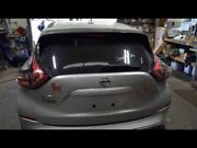 Tailgate Manual Liftgate Silver Paint Code K23 Fits 15-18 Murano 727849