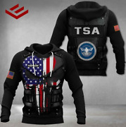 Transportation Security Administration - Tsa 3d Printed Armor 3d Hoodie Fathers