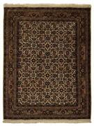 Hand Knotted Nir Wool 6and0394and039and039x9and0397and039and039 Area Rug Oriental Cream Bbh Homes Bbnr0101