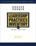 The Leadership Practices Inventory [lpi] Self Instructions Kouzes, James M. A