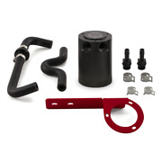 Mishimoto Baffled Oil Catch Can Pcv Side Red For Honda 17+ Civic Type R
