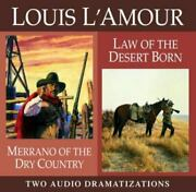 Merrano Of The Dry Country / Law Of The Desert Born [louis Land039amour] Land039amour Lo