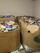 50 Pounds Of Books Wholesale Mix Books Lot Pallet Book Free Shipping