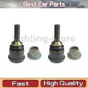 Front Lower Suspension Ball Joint Moog Chassis Products Fit Ford 2002-2005 2 Pcs