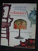 American Heritage History Of Antiques From The Civil War To World
