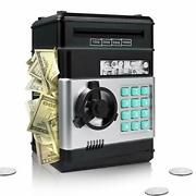Piggy Bank For Boys Girls, Large Electronic Real Money Coin Bank