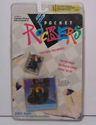 New Vintage 1988 Fisher Price Pocket Rockers Huey Lewis And The News Power Of Love