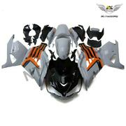Ms Injection Mold Plastic Fairing Fit For Kawasaki Zx14r Zzr1400 2012-2015 Y006