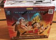 Dragon Ball Z Vengeance Panini Booster Box From A Sealed Case
