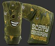 Scotty Cameron 2018 Masters Tees N Trees Headcover Limited Production