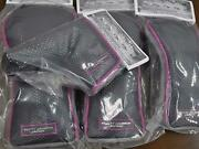Scotty Cameron 2014 Dog Black Shadow Headcovers Set Of 4 Pink Limited To 75 Sets