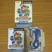 Game Cube Games Puzzle Collection With Box Cable Gba Ntsc-j Japanese Version