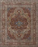 Loloi Transitional Adobe Spice 9and039-6 X 12and039-6 Area Rugs Porcpb-07adad96c6