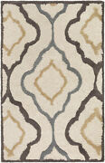 Surya Can-2024 Modern Classics Rectangle Ivory 8and039 X 11and039 Area Rug