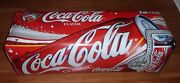 A Lot Of 4 Coca-cola Inflatable Displays Coke 12 Pack 3 Feet Long