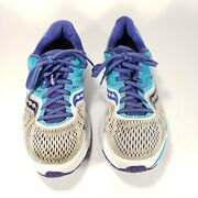 Saucony Ride 10 Running Shoes S10374-3 Women's Size 8 Wide