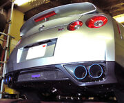 Hks R35 Racing Spec Catless Exhaust System Non-resonated For Nissan Gt-r 2008+