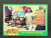 Jamie Donnelly Signed Topps 1978 Grease Card Autograph - Jsa Witnessed
