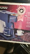 Bunn Commercial Quality 10 Cup Coffee Maker Model B-10b Fast Brewing System