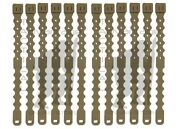 Tactical Tailor Fight Light Malice Clips Long - 12 Pack - Coyote Brown