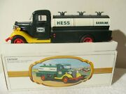 1982 Hess Truck The First Hess Truck Red Switch Nib