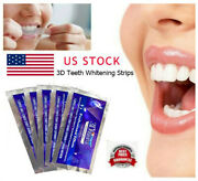 Crest 3d White Fast Express Strips Us No Box No Slip Teeth Luxe Whitestrips Us