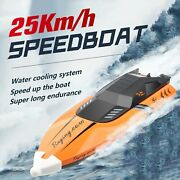New C168 Rc Boats High Speed Remote Control 2.4ghz Waterproof Boats Boys Gift