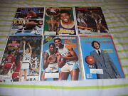 1983 Michael Jordan 1st Cover Sports Illustrated With Lot