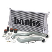 Banks Power Duramax Techni-cooler System W/ Boost Tubes For 11-16 Chevy/gmc 6.6l