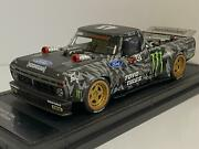 Ken Block Hoonigan Ford F150 Pick Up Truck 143 Scale Top Marques Tm43-02a