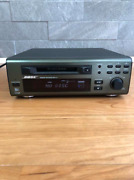 Bose Mda-12 Mini Disk Player Recorder Md Player Black From Japan Used