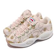 Reebok Question Low Bbc Ice Cream Name Chains Pink Men Basketball Shoes Fz4341